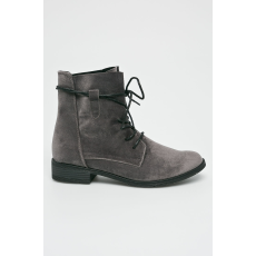 Marco Tozzi - Magasszárú cipő - szürke - 1345381-szürke