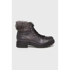Marco Tozzi - Magasszárú cipő - szürke - 1459796-szürke
