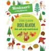 Maria Montessori Erdei állatok - A világ felfedezése