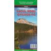 Mark House - Dimap A Gyilkos-tó és a Békás-szoros térképe 1:15000