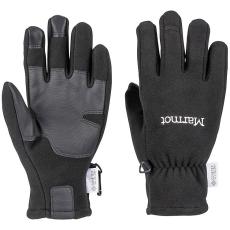 Marmot Női kesztyű Marmot Infinium Windstop Glove Szín: fekete / Kesztyű mérete: S