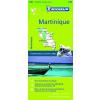 Martinique térkép - Michelin 138
