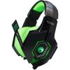 Marvo HG8919 gaming fejhallgató, Zöld (MARVO_HG8919GN)
