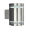 Massive - Philips 16238/47/10 - Kültéri fali lámpa EDMONTON 2xGX53/9W/230V