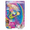 Mattel Barbie Dreamtopia úszó varázssellő