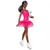 Mattel Barbie karrierista babák: műkorcsolyázó barna bőrű Barbie