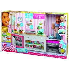 Mattel Mattel Barbie - álom konyhája szett játékbaba felszerelés