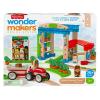Mattel Wonder Makers: A város körül építőszett