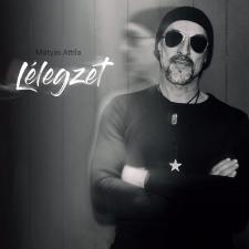 MÁTYÁS ATTILA - LÉLEGZET - CD - rock / pop