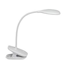"""Maul Asztali lámpa, LED, szabályozható, felfogatható, USB,  """"Jack"""", fehér világítás"""