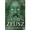 Maurice Druon ZEUSZ EMLÉKIRATAI
