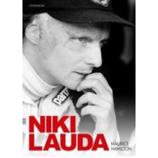 Maurice Hamilton Niki Lauda – MAURICE HAMILTON idegen nyelvű könyv