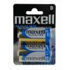 Maxell LR20*2 alkáli góliát elem