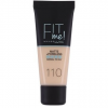 Maybelline Fit Me Matte & Poreless Make Up 110 Porcelain 30 ml