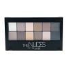 Maybelline The Nudes Eyeshadow Palette szemhéjpúder 9,6 g nőknek