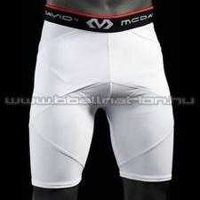 McDavid 8200 Kereszt kompressziós short fehér férfi edzőruha