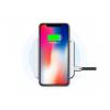 Mcdodo vezeték nélküli négyzetes töltő / állvány Apple iPhone - fehér