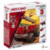 Meccano mentőerő modellkészlet 15202 (3 darabos)