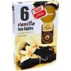 Mécses illatos Vanilia 6db/doboz