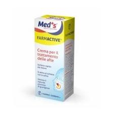 MED'S FARMACTIVE Száj afta krém  10 g ajakápoló