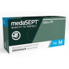 medaSEPT latex vizsgálókesztyű,púderes,S(6-7)méret,100db-os