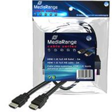 MediaRange USB kábel A-B 5m /MRCS102/ kábel és adapter