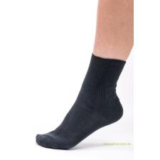 Medical, gumi nélküli zokni 5 pár - szürke 35-36 női zokni