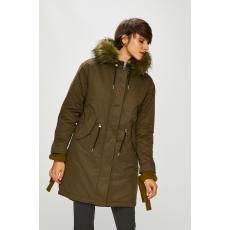 MEDICINE - Kapucnis kabát Hand Made - katonai - 1424729-katonai
