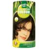 Mediline Hennaplus hajfesték: 1 fekete