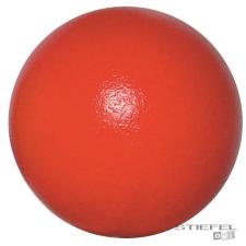 Megaform Hablabda bőr bevonattal- 15 cm, piros kreatív és készségfejlesztő