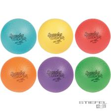 Megaform Szuper biztonságos játszótéri labda készlet (6 db) játéklabda