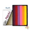 "Mehron PARADISE PRISMA - Naplemente csíkos arcfesték 50g ""Sunset"""