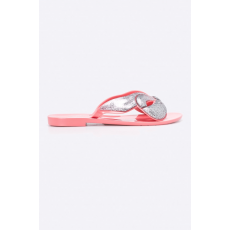 Melissa - Flip-flop Rosa - ezüst