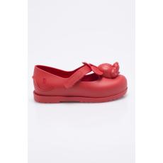Melissa - Gyerek balerina Classic Baby - piros