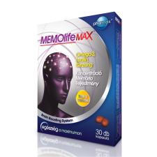 MEMOlife MAX kapszula 60 db táplálékkiegészítő