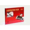 Memoris Lamináló fólia, 125 mikron 83x113 mm fényes 100db/csom
