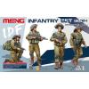 Meng Model - Idf Infantry Set