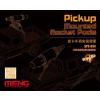 Meng Model - Pickup Mounted Rocket Pods (Resin)