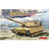 Meng Model - USMC M1A1 AIM U.S. Army M1A1 Abrams TUSK Main Battle Tank