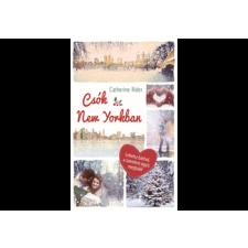 MENO KONYVEK Catherine Rider - Csók New Yorkban gyermek- és ifjúsági könyv