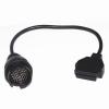 MERCEDES diagnosztika OBD 38 PIN átalakító kábel 16 ra adapter teljes bekötésü