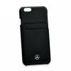 Mercedes Hardcase na Apple iPhone 6, 6S - 4.7 - fekete