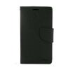 Mercury Goospery Mercury Fancy Diary Sony E6533 Xperia Z4 kinyitható tok fekete