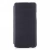 Mercury Goospery Mercury Fancy Flip Samsung I9500, I9505 Galaxy S4 kinyitható tok fekete