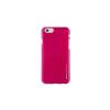 Mercury Goospery Mercury iJelly Apple iPhone 7 / 8 fémhatású matt szilikon hátlapvédő sötétpink