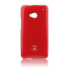 Mercury Goospery Mercury Jelly HTC One M7 hátlapvédő piros