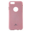 Mercury Goospery Mercury Jelly LG K120 K4 hátlapvédő pink