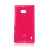 Mercury Goospery Mercury Jelly Nokia Lumia 930 hátlapvédő sötétpink