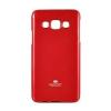 Mercury Goospery Mercury Jelly Samsung A320 Galaxy A3 (2017) hátlapvédő piros