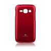 Mercury Goospery Mercury Jelly Samsung G357 Galaxy Ace 4 hátlapvédő piros